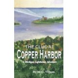The Clue at Copper Harbor book image