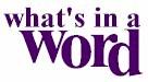whatsinaword